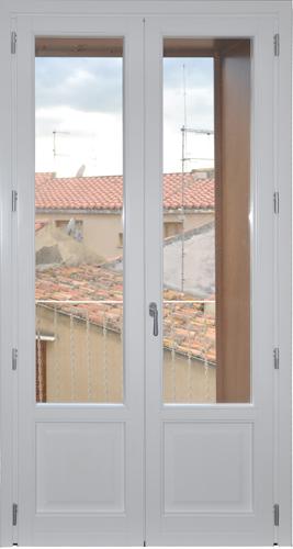 Infissi serramenti in legno livorno for Infissi in legno bianco